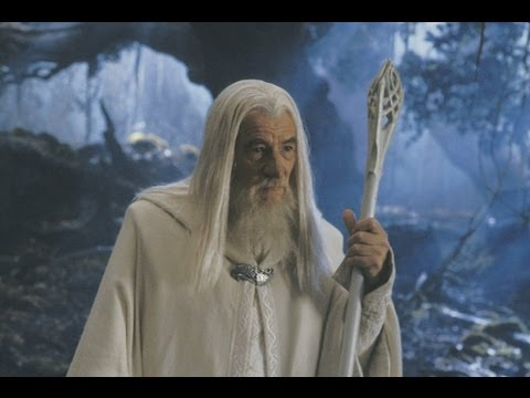 The Two Towers Gandalf the White  Middle Earth History part 5