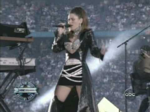 Amanda Jo - #TBT Country of Super Bowl's Past