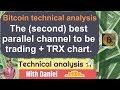 BTC - Bitcoin Technical Analysis. Parallel channels = winning