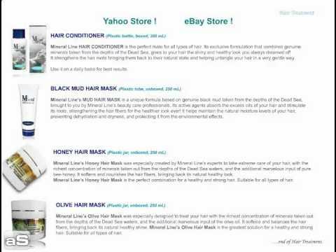 Dead Sea Cosmetics - Mineral Line
