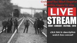 LIVESTREAM: Godspeed You! Black Emperor (LIVE) at Los Angeles CA USA