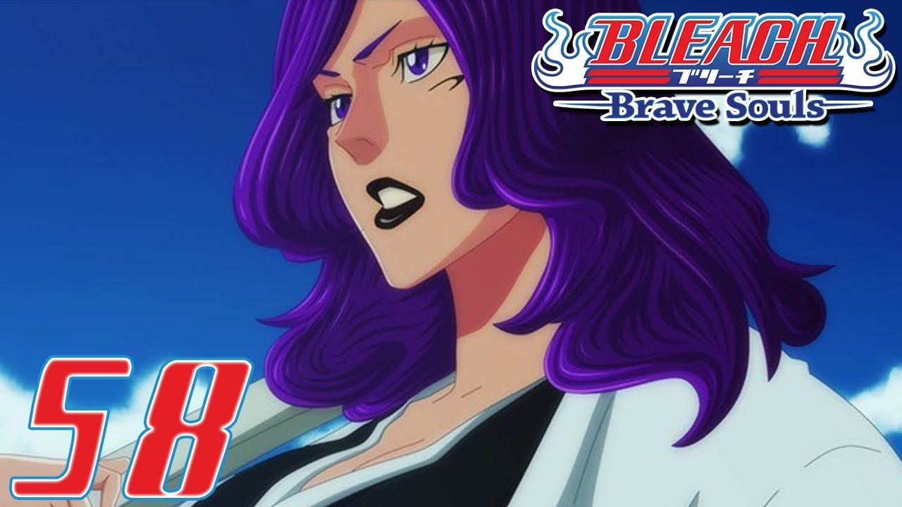 Bleach Brave Souls #58 - Loterie La guerre sanglante de mille ans : Divinessences
