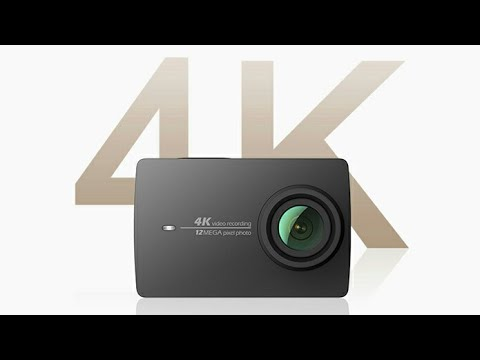 XiaoMi Yi 4K Action Camera Unboxing