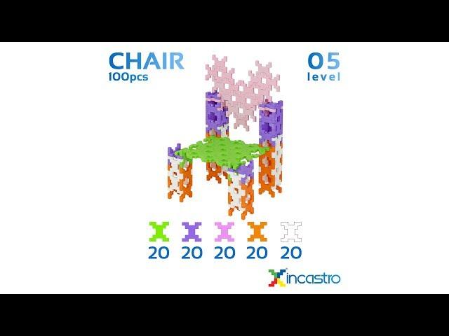 INCASTRO | Level 5 | Chair