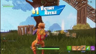 The ''NEW'' beef boss skin Victory royale -Fortnite # 15