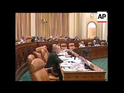 Congress debates merits of trade agreement