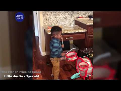 Babyboydrummer - The Fisher Price Sessions - Flashback Friday