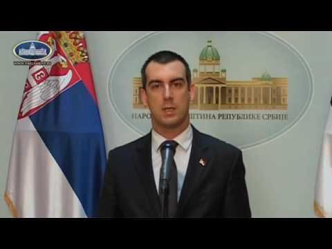 Владимир Орлић - Конференција за новинаре - 06.12.2016