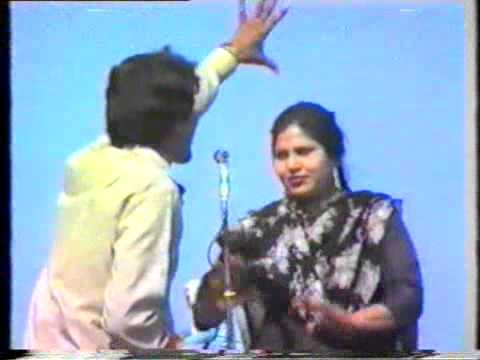 Chamkila and Amarjot - Mere Yaar Ne Gali Gho Langhna - LIVE