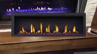 Napoleon LV50 Linear Gas Fireplace Smart Phone Review