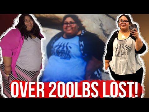 Roxy's LIFE SAVING 200 POUND Weight Loss Story (500+pounds)