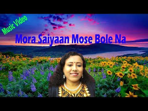 Mora Saiyaan Cover | Fuzon | Shafqat Amanat Ali | Cover Singer : Jayanti