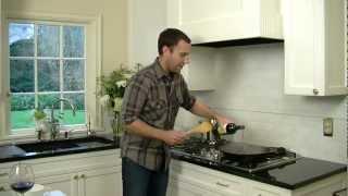 Cupcake Vineyards And Matt Moore: Filet Mignon With Red Velvet Pan Sauce