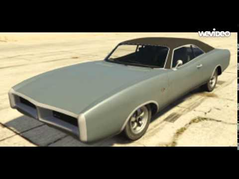 Top Muscle Car Grand Theft Auto Youtube