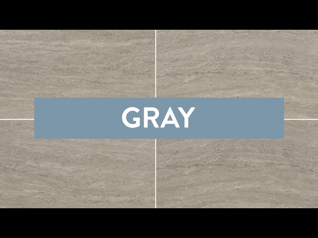 Sunset Falls Stone-Look Porcelain Tile | American Olean