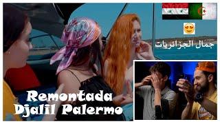 Djalil Palermo - Remontada (ردة فعل سوريين على جليل😍)