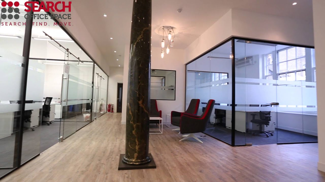 office space you tube. Office Space Hatton Garden EC1 - YouTube You Tube