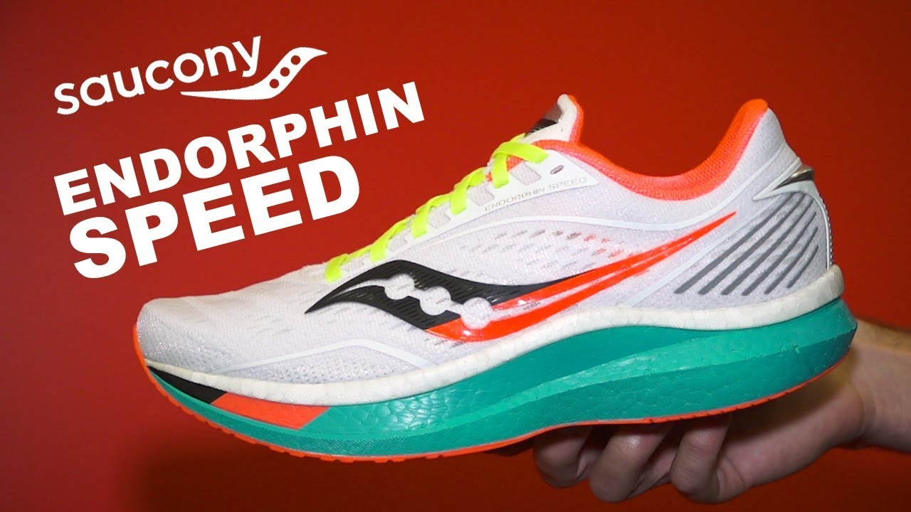 Saucony Endorphin Speed First Look