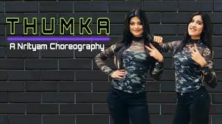 THUMKA DANCE CHOREOGRAPHY || ZACK KNIGHT || ESHAPRIYA DAS || MOHANA MEEM || NRITYAM