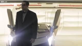 Lamborghini Veneno, Yeni Sahibine Nasıl Teslim Edildi
