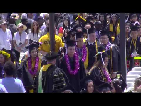 2017 CSULB Commencement - Liberal Arts Ceremony 2