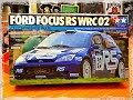 Ford Focus RS WRC 02 Update - Tamiya 1/24 Scale