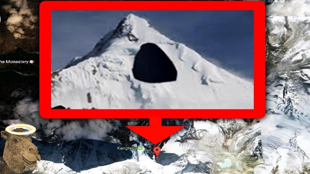 5 Cosas Extrañas Captadas Por Google Maps - YouTube