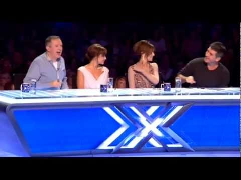 Liam Payne's X Factor Audition 2010 (Full Version)