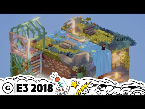 Where the Bees Make Honey is an Absolutely Gorgeous Puzzle Game | The MIX E3 2018