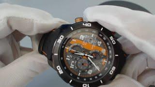 Men's Citizen Eco Drive Unstoppable Primo Chronograph Watch CA0467 11H