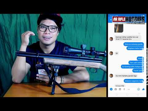 JBC AIRGUn made in the Philippines