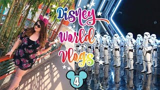 WALT DISNEY WORLD VLOG DECEMBER 2019 | RISE OF THE RESISTANCE OPENING DAY & EPCOT