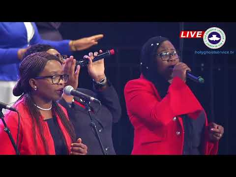 FOL MASS CHOIR MINISTRATION - LONDON FESTIVAL OF LIFE 2017 - REST