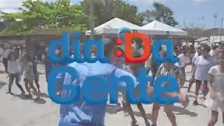 Dia da Gente movimenta a Praça da Boca do Mato