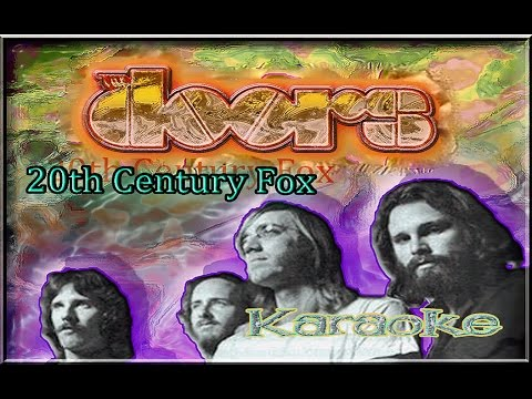 The Doors * Karaoke Of 20th Century Fox