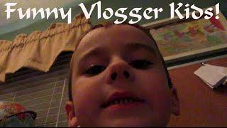 Funny Vlogger Kids {Daily Vlog}