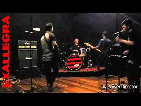 Melati Ku Benci Kamu - (Cover by Exallegra) Band #Live