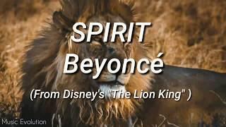 "Baixar Beyoncé - SPIRIT (From Disney's ""The Lion King"") - Lyrics"