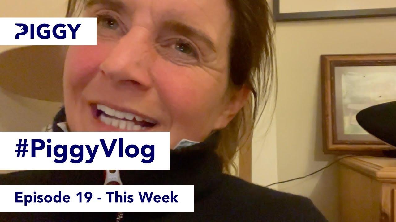 This Week   Episode 19   #PiggyVlog 2021