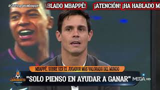 😉 ¿GUIÑO de #MBAPPÉ al Real Madrid? EDU AGUIRRE nos lo enseña.