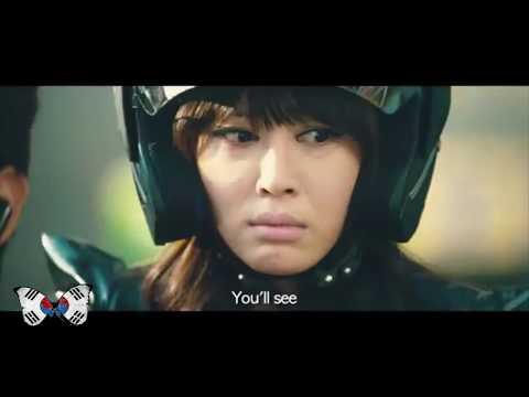 "High speed, bikes and bombs in "" QUICK "" Korean biker movie"
