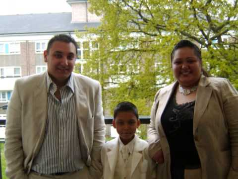 GYPSY ROMA LONDON(SANTIAGO'S BAPTIST PARTY)