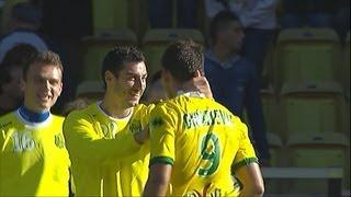 AS Monaco FC - FC Nantes (0-2) - Le résumé (ASM - FCN) / 2012-13