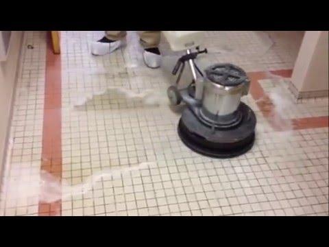 CSI-Absolute Clean - Ceramic Office Building Bathroom Floor in Vernon Hills
