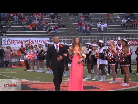 Gladewater Homecoming Queen Announced