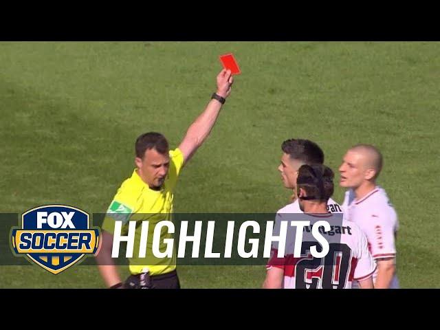 VfB Stuttgart vs. 1899 Hoffenheim   2017-18 Bundesliga Highlights