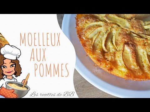[.-recette-.]-dÉlicieux-moelleux-aux-pommes-😚😋🥰
