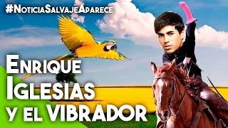 Enrique Iglesias y el vibrador - #NoticiaSalvajeAparece - La red de Mario