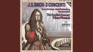 J.S. Bach: Concerto for Flute, Violin, Harpsichord, and Strings in A minor, BWV 1044 - 3. Tempo...