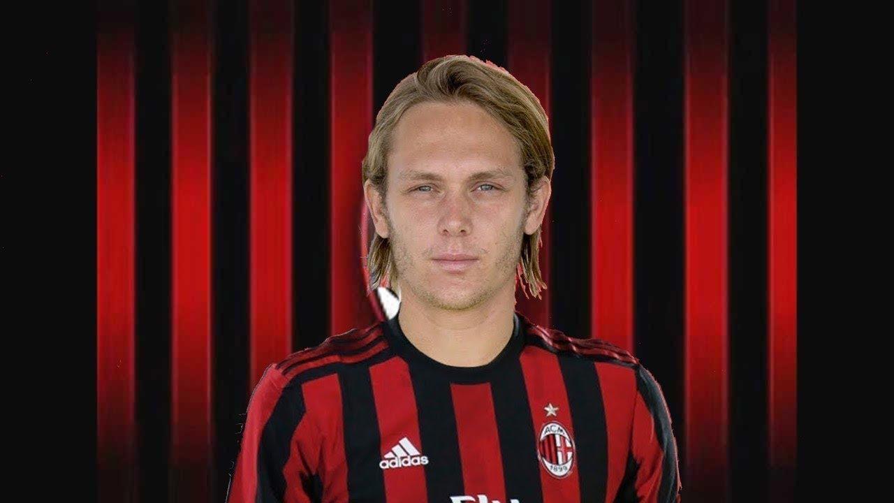 Terza Maglia AC Milan ALEN HALILOVIC
